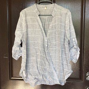 Thin beach shirt